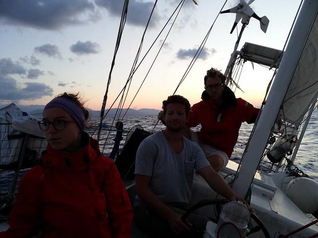 départ îles Ioniennes