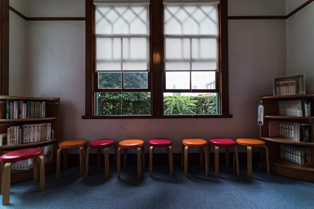 雑司ヶ谷旧宣教師館⑤