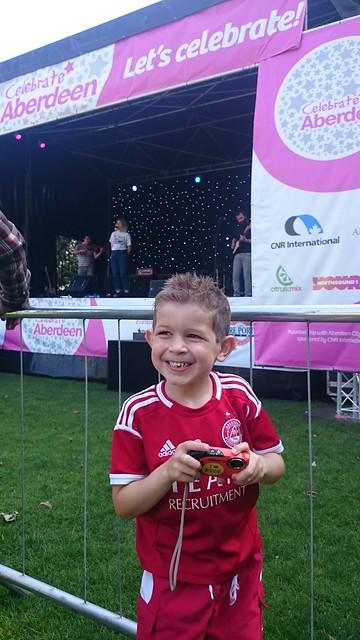 Celebrate Aberdeen festival - day 2, 2015