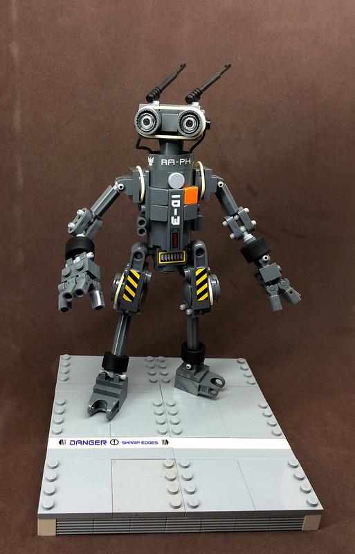 Humaniod Utility Robot (1)