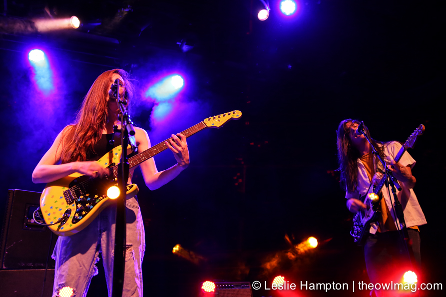 Lovely Bad Things @ The Fillmore, San Francisco 9/23/15