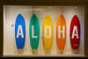 Colourful Aloha by Austrinus