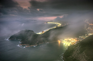 Misty Copacabana
