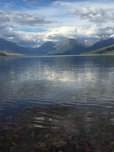 lake mcdonald glacier