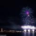 Navy Pier Ferris Wheel Fireworks Salute.jpg by Milosh Kosanovich
