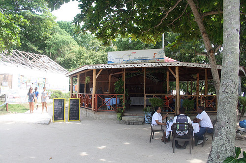 50 - Cayo Levantado - Restaurant