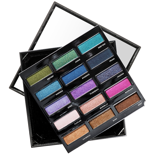 Urban Decay Urban Spectrum Eyeshadow Palette Review and Swatches