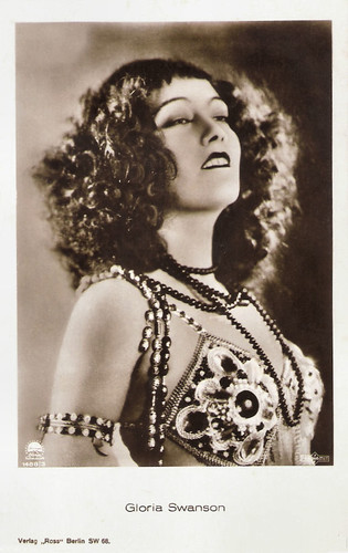 Gloria Swanson in Stage Struck (1925)