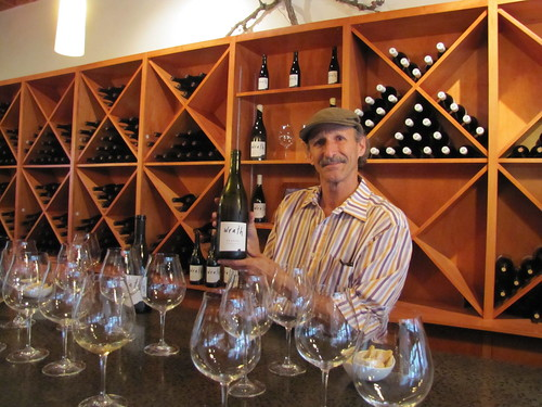 Wrath Wines in Carmel-by-the-Sea