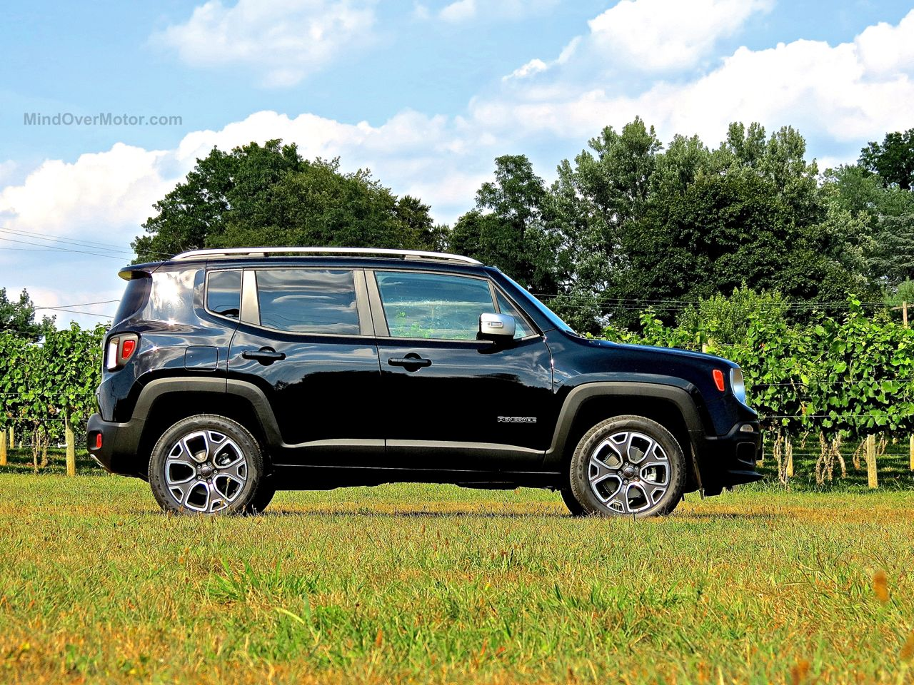Jeep Renegade Limited Review 6
