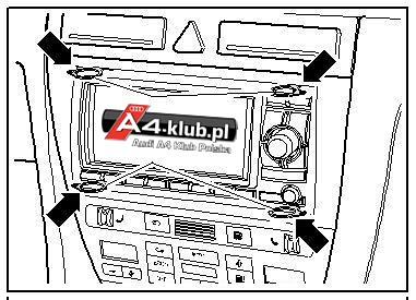 70944 - Instalacja przełącznika deaktywacji poduszki pasażera AIR BAG OFF - 12