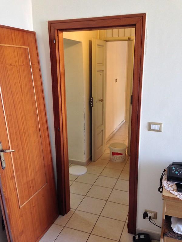 Restauro riparazione porte interne parti in mogano - Restauro porte interne ...