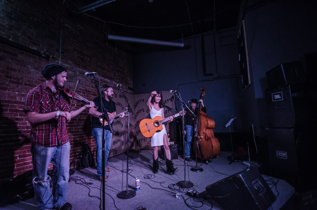 The Heather Berney Band | Duffy's | 10/03/2015