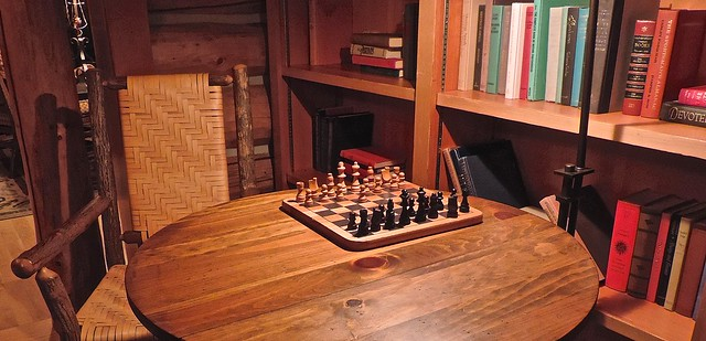Header of A Chess Game