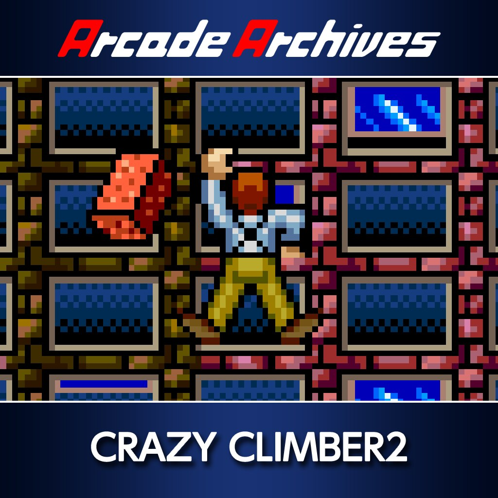 Arcade Archives Crazy Climber 2