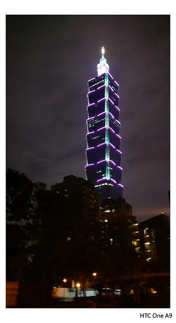 HTC One A9 搶先玩!(2) 相機實測與 PK 參考 @3C 達人廖阿輝