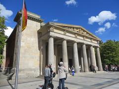 Neue Wache & Käthe Kollwitz memorial - Berlin, Germany