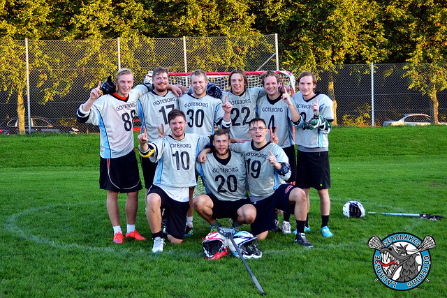 Goteborg Lacrosse Winners Filthy Birds 2015 001