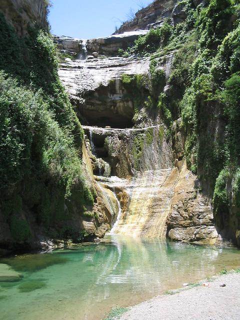 Lago El Chiflón, Chiapas/ El Chiflón lake