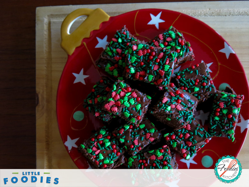 Little Foodies: Easy Chocolate Fudge
