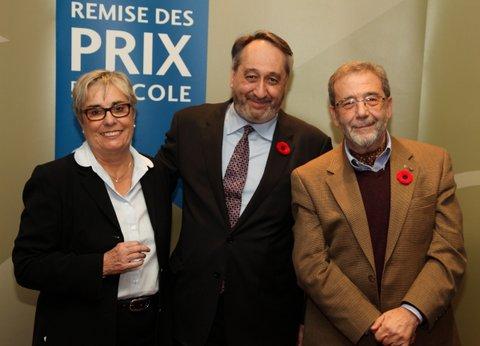 Prix de pédagogie et de recherche 2015