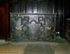 parish chest: St M L 1779