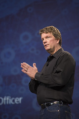 Mike Olson, Intel Keynote, JavaOne 2015 San Francisco