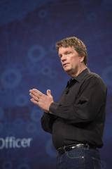 Mike Olson, Intel Keynote, JavaOne 2015 San Francisco