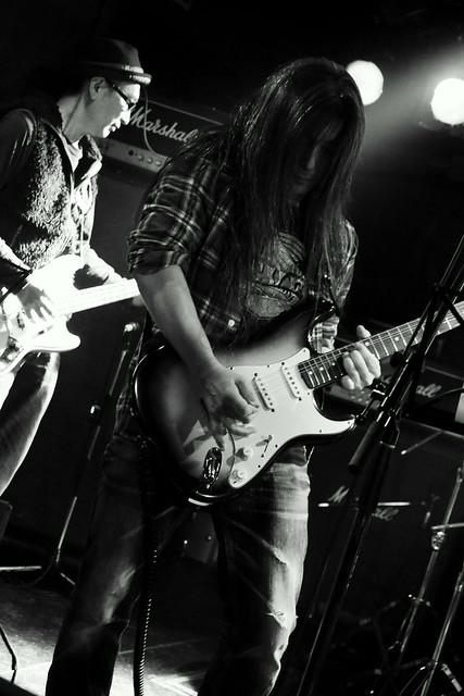 ファズの魔法使い live at Outbreak, Tokyo, 12 Nov 2015. 172