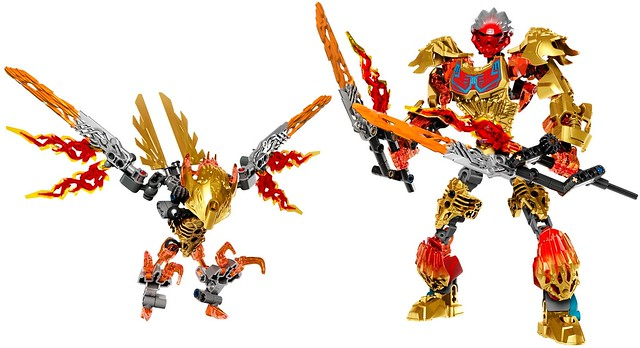 LEGO Bionicle 71308 - Tahu - Uniter of Fire