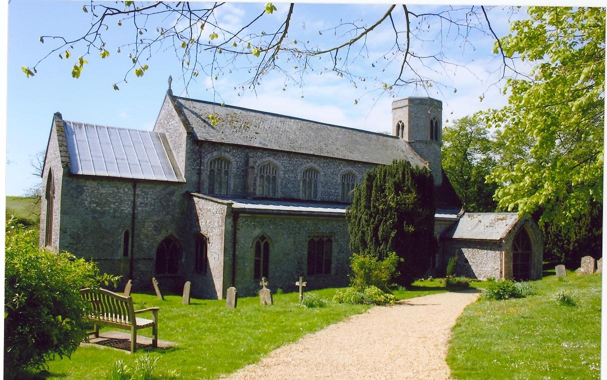 Norfolk, SEDGEFORD, St Mary the Virgin