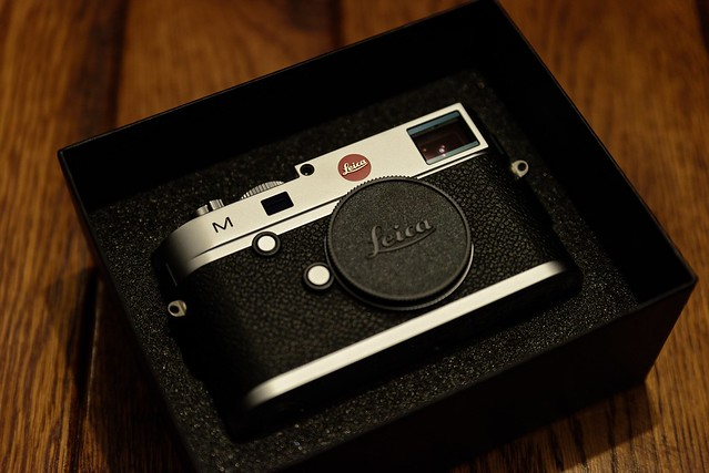 My first Leica