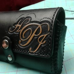 #leather #phonecase