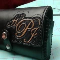 #leather #phonecase