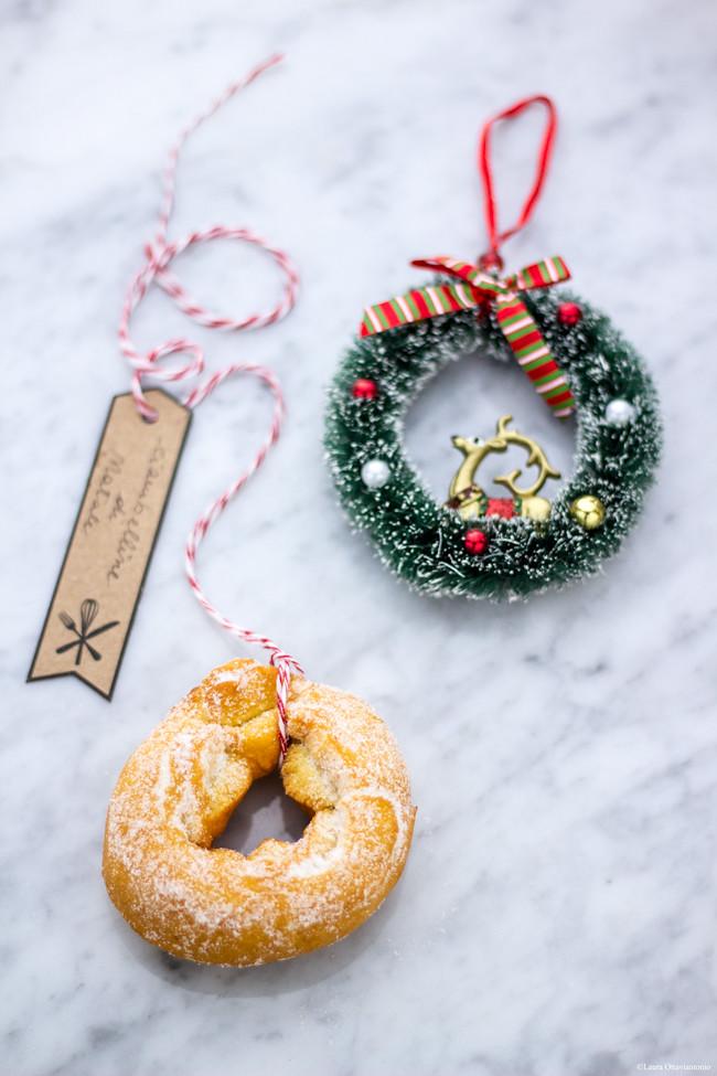 Ciambelline di Natale Laura O.