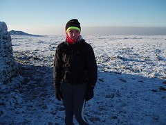 Ingleborough Summit Image