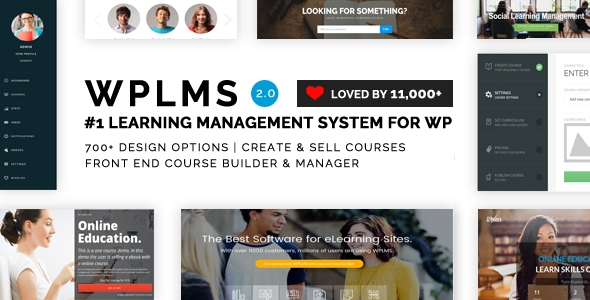 WPLMS v2.5.2 - Learning Management System