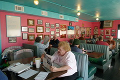 Pennyman's Diner, Johnson City, Tennessee