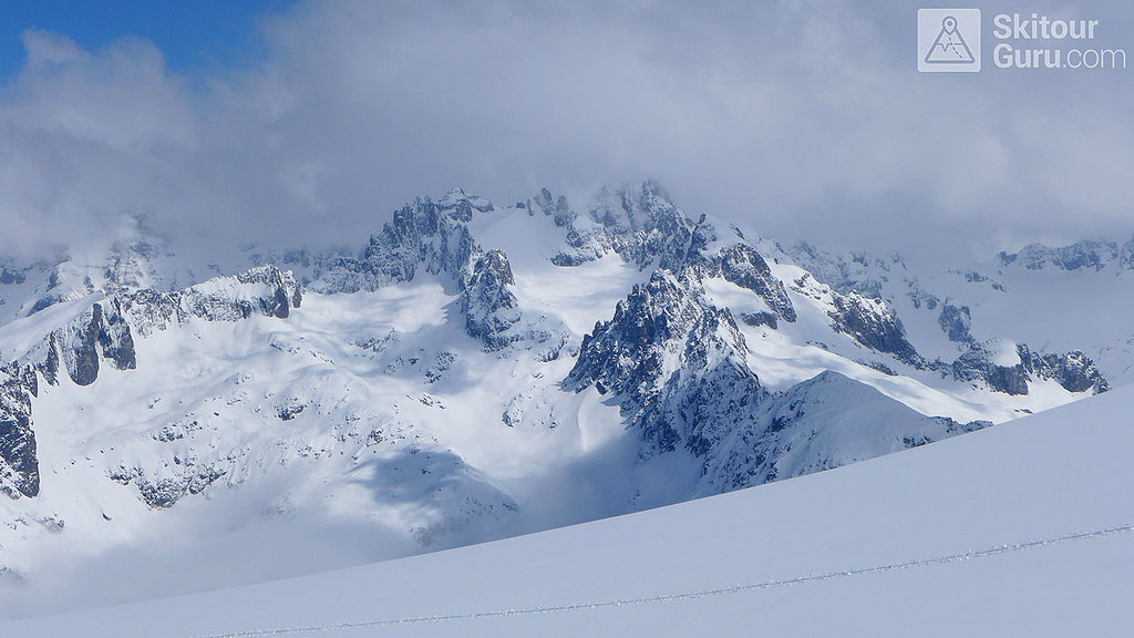 Sustenhorn (day 1, h.r. Swiss Glacier) Urner Alpen Schweiz foto 16