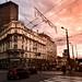 Sky over Belgrade by Master Iksi