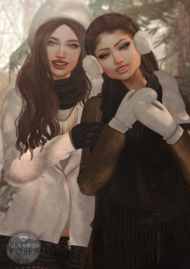 Glamrus . Our Winter AD - SecondLifeHub.com
