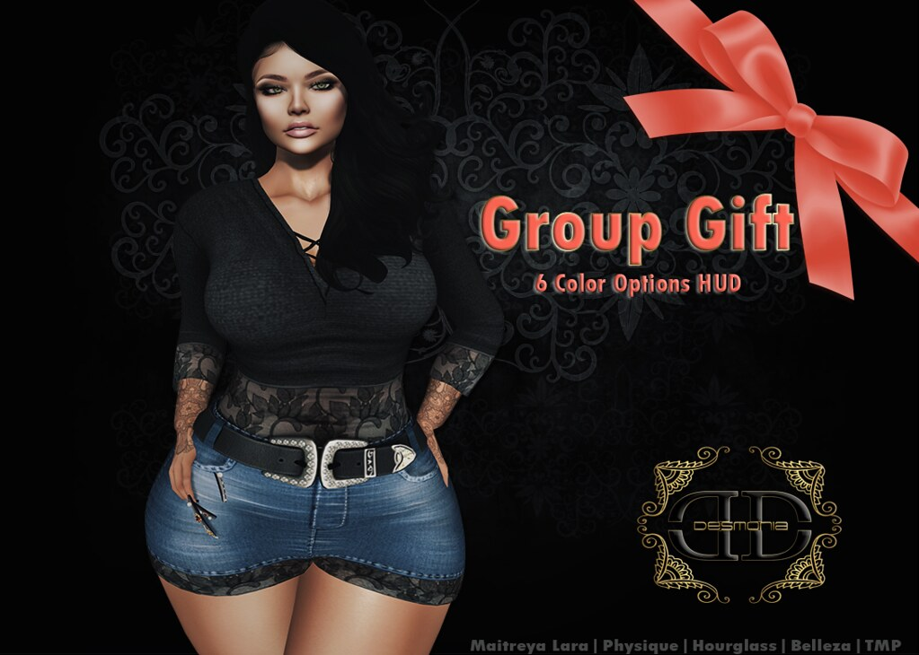 Torri group gift - SecondLifeHub.com