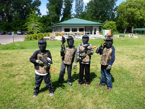 2015-07-25 Joey's 10th birthday party