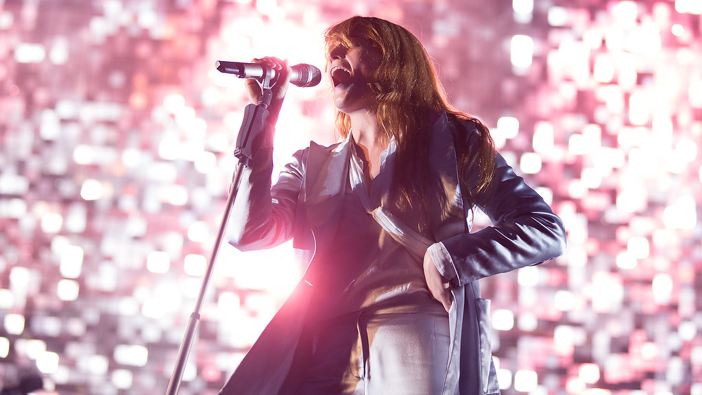 Florence + The Machine - Øyafestivalen 2015