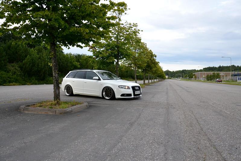 Zoml: Audi A4 B7 Avant //Mätäs Crew 20386941888_833c56ece7_c