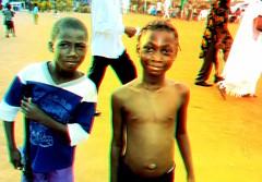 Pyakasa Village Kids
