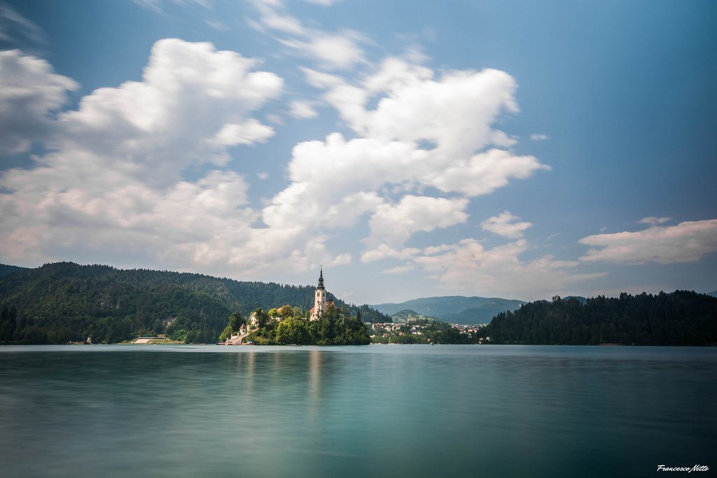 Lago di Bled (Slovenia)