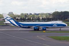Air Bridge Cargo B747F