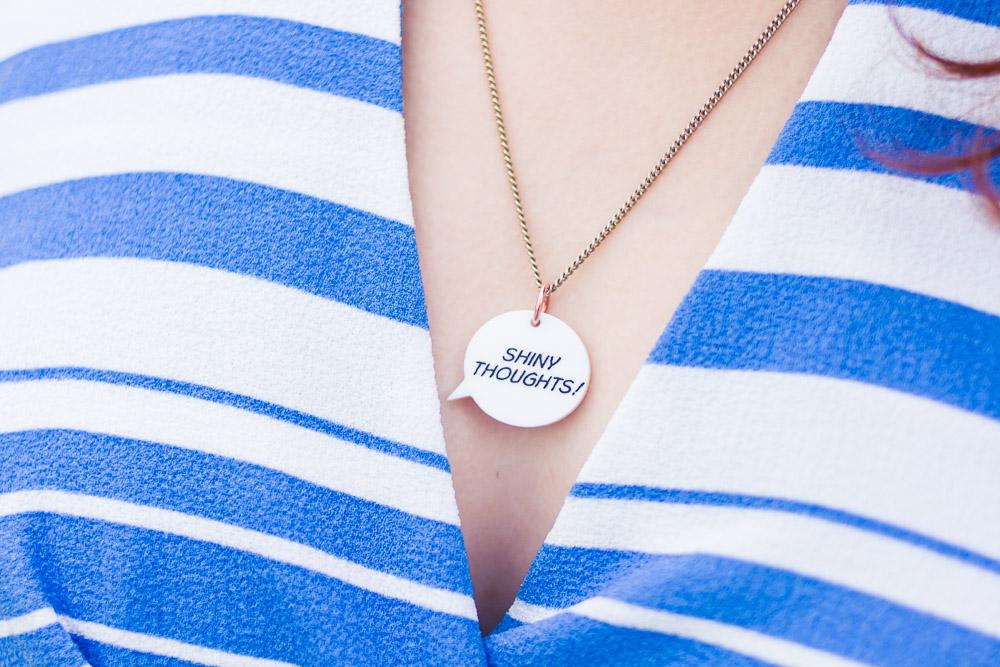 tatty devine speech bubble necklace shinythoughts