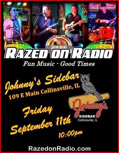 Razed On Radio 9-11-15
